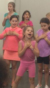 Sing On! Music Camp