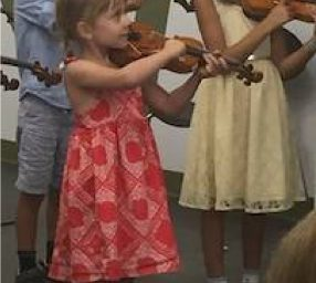 Little Star Violin Camp (Ages 6 and 7)