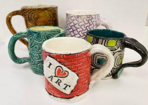 Family Pottery Mini Session I & II