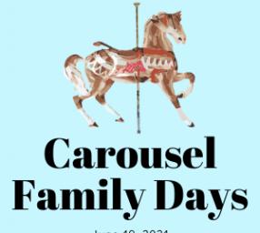 Carousel Family Day: Chalk the Park