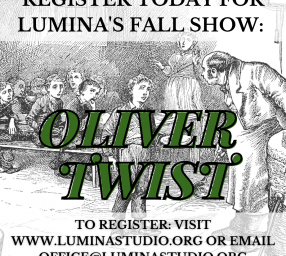 OLIVER TWIST: Ages 8-18!