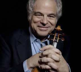 BSO Opening Concert with Itzhak Perlman
