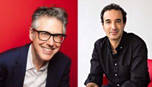 Ira Glass & Jad Abumrad