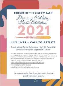 Friends of the Yellow Barn Studio Drawing and Wate...