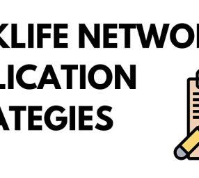Folklife Network Application Strategies