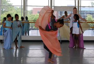 Ages 8-12, Isadora Duncan Dance Technique Class wi...
