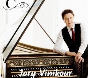 HARPSICHORD CONCERT - Jory Vinikour performs 'La Joie de Vivre!'