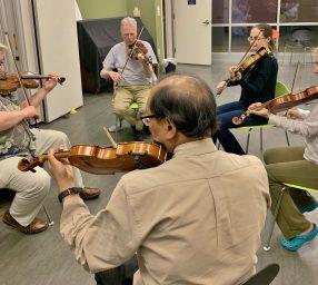 Intermediate Irish Fiddle
