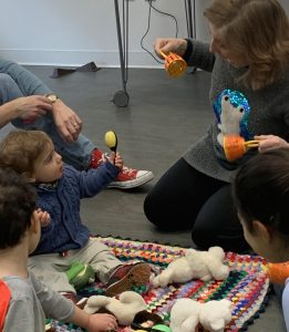 Musical Playtime for Little Ones