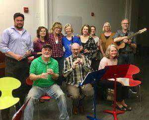 Intermediate/Advanced Irish Flute and Tin Whistle