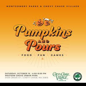 Pumpkins and Pours