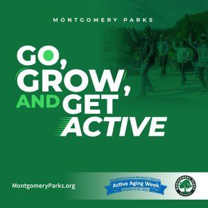 Go Grow And Get Active - Active Aging Week