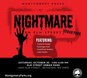 Nightmare on Elm Street Urban Park