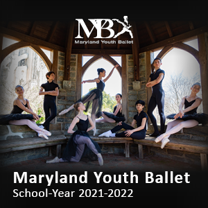 Ballet Training for Youth & Pre-Professionals (ages 8-20)