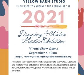 Drawing and Water Based Media Exhibition 2021