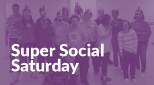 ArtStream's Super Social Saturday