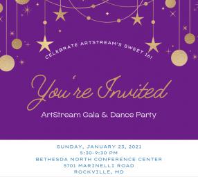 ArtStream 16th Anniversary Gala and Dance Party