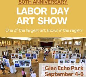 50th Annual Labor Day Art Show