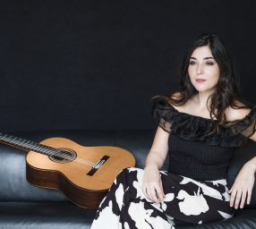 The 28th John E. Marlow Guitar Series Presents Andrea Gonzalez Caballero (Spain)