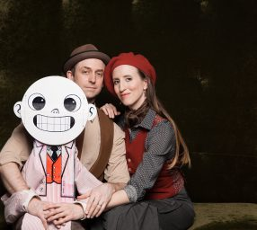 """Wheaton Family Theatre Series Free Event, Alex and Olmsted's """"Milo the Magnificent"""""""