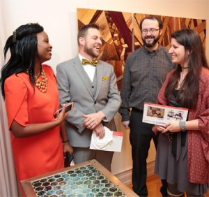 Exhibition Opening Receptions