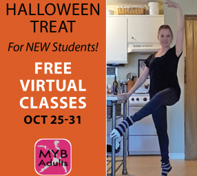 Halloween Treat for NEW Students