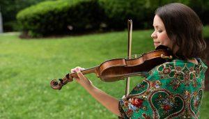 Nataly Merezhuk, jazz violin