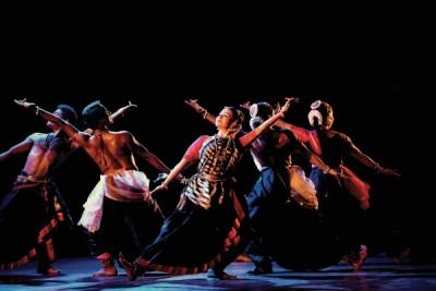 SPANDA Indian Classical Dance - Performance