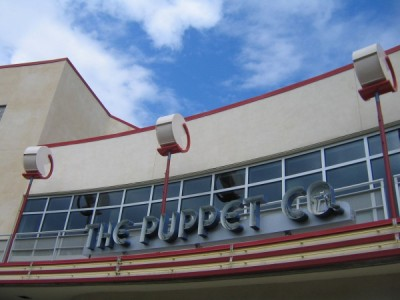 the Puppet Co. Playhouse
